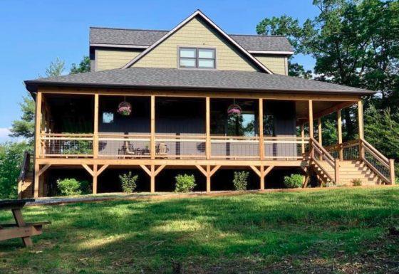 Mountain House – New Construction